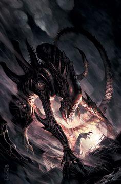 #Aliens #Predators