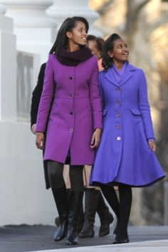 At the 57th Presidential Inauguration.   - ELLE.com