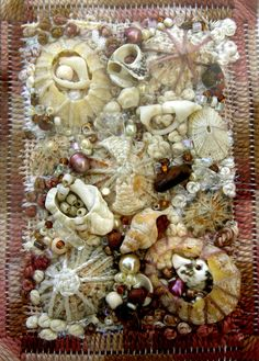 Art Escapes: Embroidery ~ lovely, lovely needlework on the blog ....