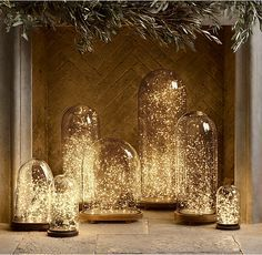 centrepiece origami wire fairy lights - Google Search