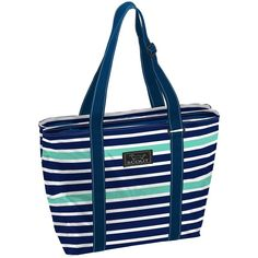 Double Wide - Half Cooler, Half Beach Bag