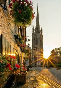 Louth, Lincolnshire; photo by Mike Whittaker: