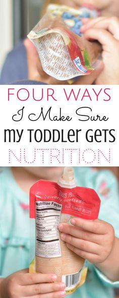 Four Ways I Make Sure My Toddler Gets Nutrition – Organics® Baby food Fruit Pouches, Toddler Nutrition, Making Baby Food, Parenting Toddlers, Bad Parenting, Twin Toddlers, Parenting Advice, Baby Food Recipes, Food Baby