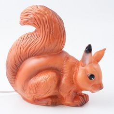 Squirrel Lamp