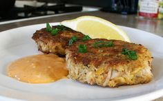 Sound and look great! Crab cakes