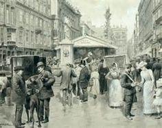 19th century, Wilhelm Gause (1853-1916), Historisches Museum der Stadt Wien Urban Planning, Vienna, Old World, 19th Century, Old Things, Museum, Europe, The Originals, Park