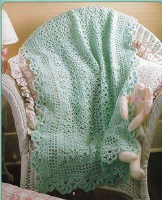 5 X Baby Blanket CROCHET Pattern Afghan Blanket Crochet | Etsy Baby Knitting Patterns, Baby Cardigan Knitting Pattern, Crochet Blanket Patterns, Baby Patterns, Afghan Patterns, Crochet Blankets, Crochet Baby Blanket Tutorial, Selling Crochet, Baby Afghans