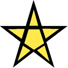 Small Star Template - Cliparts.co