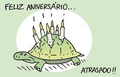 Aniversário Atrasado                                                       …