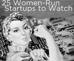We've been sharing Claudia Chan's interviews with inspirational women with you, but there are even more noteworthy women in the news every day. Thanks to our site's handy Women Making Headlines feature, you can help celebrate these women with us!    Here's one of today's spotlight pieces, in which Fast Company covers 25 Women-Run Startups to Watch.