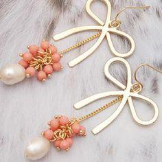 Korean style earring
