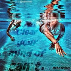 #triathlon #motivation #swimming http://www.thetrihub.com