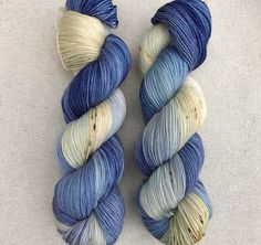 """223 Likes, 9 Comments - Kim (@barnyardknits) on Instagram: """"New colorway...PROVENCE on sock weight www.barnyardknits.com #handmade #barnyardknits #yarnlove…"""""""