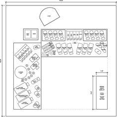 Display Layout Drawings-1
