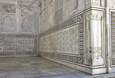 Taj Mahal - beautiful monument love - Inside the Taj Mahal