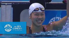 Swimming Women's 200m Breaststroke (Day 6) | 28th SEA Games Singapore 2015