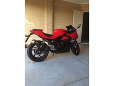 2011 Hyosung GT250R is listed For Sale on Austree - Free Classifieds Ads from all around Australia - http://www.austree.com.au/automotive/motorcycles-scooters/motorcycles/2011-hyosung-gt250r_i3385