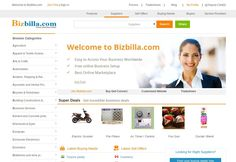 Bizbilla.com is our online project which helps business people. It is a unique featured business to business global trade portal to bridge all continent and countries' businesses.