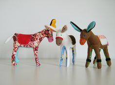 Softies by Matilde Beldroega, via Behance