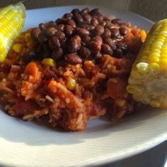 Raw till 4 on a budget : Spanish rice!
