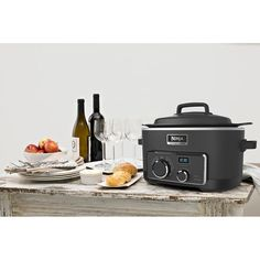 $149 at WalMart Ninja 3-in-1 Cooking System Not sure if there's a difference from the infomercial.