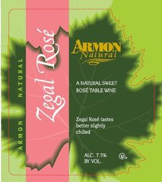 NV Armon Zegal Rose New York Ros 750 mL >>> Continue to the product at the image link.