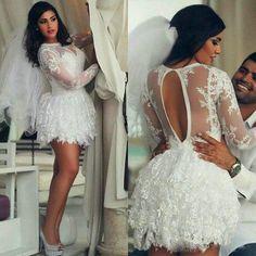 52 Best Mini Wedding Dresses Images Wedding Dresses Dresses