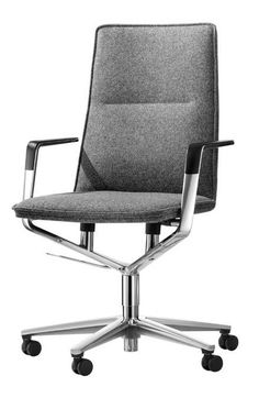 SOLA | Design: Justus Kolberg A distinctive frame. A chair that rocks. And that's perfectly crafted | Wilkhahn | #sola #OfficeChair