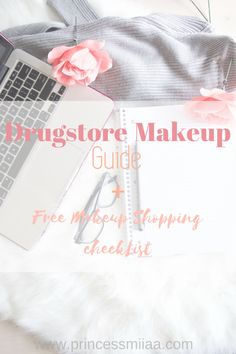 Drugstore Makeup shopping checklist 2.png