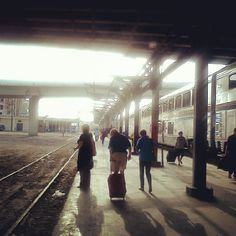 Jim Arnold shared a lot of photos from his last vacation with Amtrak. Thanks for sharing!