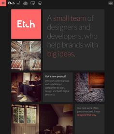 Flat Design: 17 Examples Of Flat Web & App UI Designs