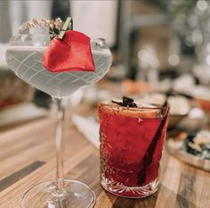 Every neighborhood has bars and restaurants that serve cocktails. We all know the drill - a vodka soda with lime, or perhaps a Manhattan? But what about the