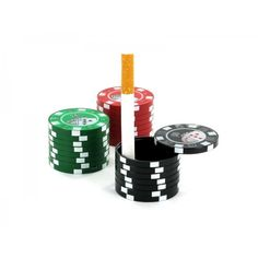 POCKET ASHTRAY CASINO CHIPS  Check out this product and others in Europe's largest online Seedshop, Growshop, Headshop, Smartshop and Lifestyleshop!  At Zamnesia.com, we offer more than 1000 headshop, smartshop and cannabis-related products.