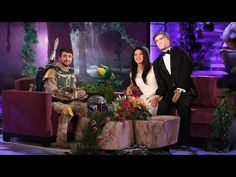 ▶ Ellen Pranks Daniel Radcliffe with an Earthquake - YouTube