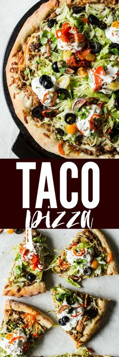 Two classic family favorites, pizza and tacos, come together in this easy weeknight meal that is destined to become a favorite in your home.