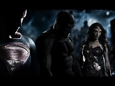 Batman v Superman: Dawn of Justice trailer 2016 | Ben Affleck