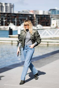The 3 Best Street Style Looks from New Zealand Fashion Week via @WhoWhatWearAU