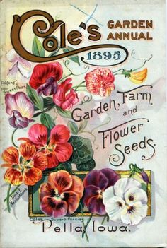 Seed Catalogs from Smithsonian Institution Libraries by phototastic