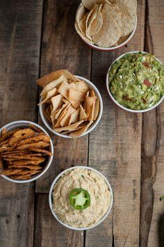 Recipe: Jalapeno Hummus - this heart of mine