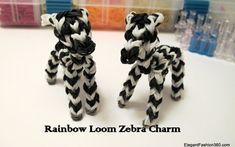 Rainbow Loom Pattern Designs : Animal Series - Tutorials and Photos.