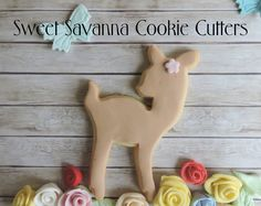 Baby Deer Cookie Cutter