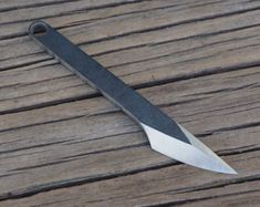 Custom knife , handcrafted knife, fixed knife, stainless steel knife Cool Knives, Knives And Tools, Knives And Swords, Best Knife Sharpener, Trench Knife, Diy Knife, Neck Knife, Tactical Knives, Bushcraft Knives