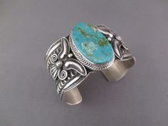 For the Love of Jewelry: Sleeping Beauty, Kingman & Carico Lake Turquoise Two Grey Hills Indian Arts & Jewelry -click through to read the full post from the Found in the Jewelry Box Blog!