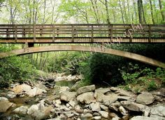 Boone Fork Trail  (Blowing Rock, NC) Blowing Rock North Carolina, North Carolina Homes, Nc Mountains, Blue Ridge Mountains, Biltmore Estate, Heaven On Earth, Wine Cellar, Bridges, Fork