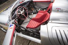 Sir Stirling Moss' Porsche 718