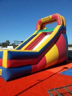 Giant slide for rent ( 949 ) 295-0451