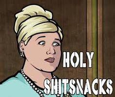Pam. Love her. Archer TV show