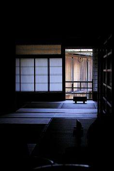Wabi Sabi Inspiration in the form of a Japanese tea room. Japanese Architecture, Interior Architecture, Interior And Exterior, Room Interior, In Praise Of Shadows, Traditional Japanese House, Traditional Interior, Japanese Style, Washitsu