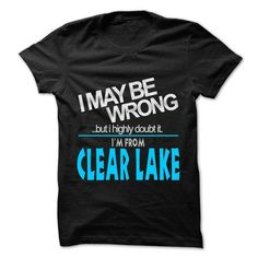 cool It's a CLEAR Thing - Cheap T-Shirts