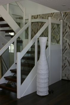 Lappiporras Timber 3 Stairs, Home Decor, Ladders, Homemade Home Decor, Stairway, Staircases, Decoration Home, Stairways, Interior Decorating